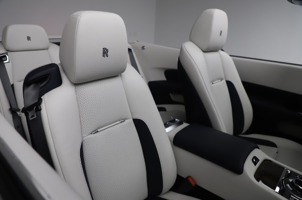 Used 2020 Rolls-Royce Dawn for sale Call for price at Bentley Greenwich in Greenwich CT 06830 18
