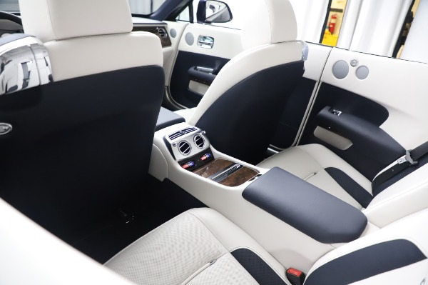Used 2020 Rolls-Royce Dawn for sale Call for price at Bentley Greenwich in Greenwich CT 06830 23
