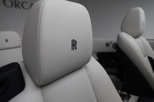 New 2020 Rolls-Royce Dawn for sale Call for price at Bentley Greenwich in Greenwich CT 06830 27