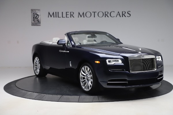 Used 2020 Rolls-Royce Dawn for sale Call for price at Bentley Greenwich in Greenwich CT 06830 8