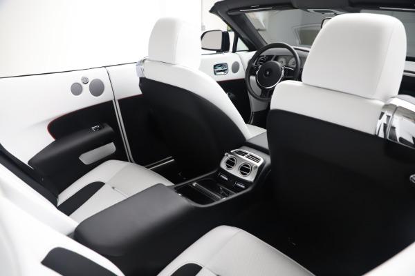 New 2020 Rolls-Royce Dawn for sale $386,250 at Bentley Greenwich in Greenwich CT 06830 24
