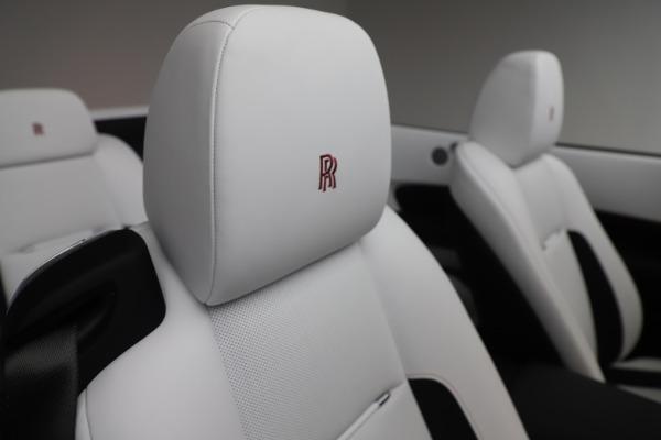 New 2020 Rolls-Royce Dawn for sale $386,250 at Bentley Greenwich in Greenwich CT 06830 26