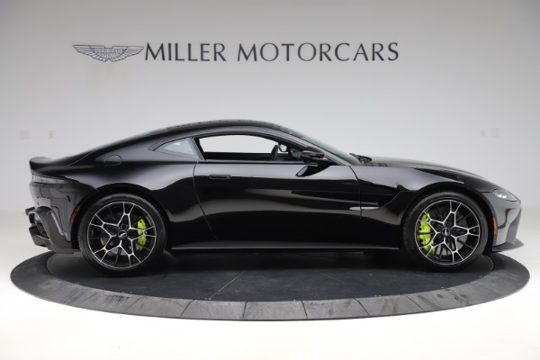 New 2020 Aston Martin Vantage AMR Coupe for sale $191,931 at Bentley Greenwich in Greenwich CT 06830 10