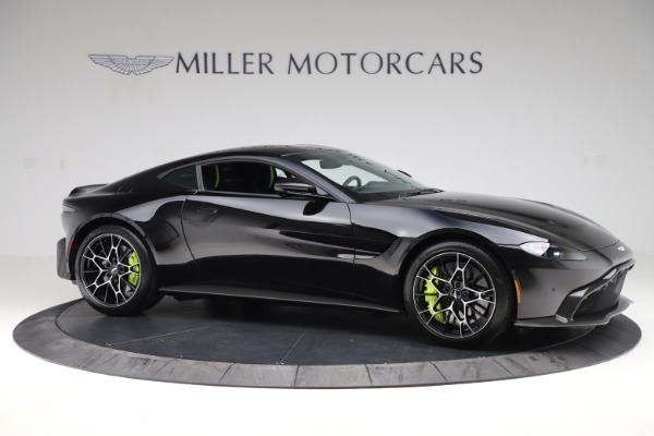 New 2020 Aston Martin Vantage AMR Coupe for sale $191,931 at Bentley Greenwich in Greenwich CT 06830 11