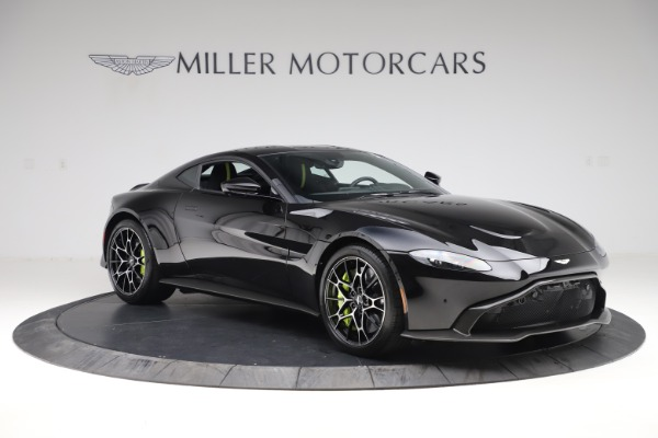 New 2020 Aston Martin Vantage AMR Coupe for sale $191,931 at Bentley Greenwich in Greenwich CT 06830 12