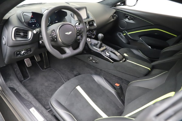 New 2020 Aston Martin Vantage AMR Coupe for sale $191,931 at Bentley Greenwich in Greenwich CT 06830 13