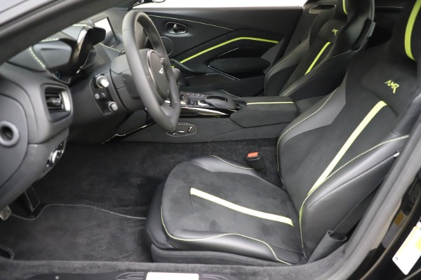 New 2020 Aston Martin Vantage AMR Coupe for sale $191,931 at Bentley Greenwich in Greenwich CT 06830 14