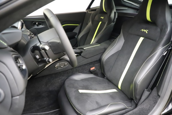 New 2020 Aston Martin Vantage AMR Coupe for sale $191,931 at Bentley Greenwich in Greenwich CT 06830 15