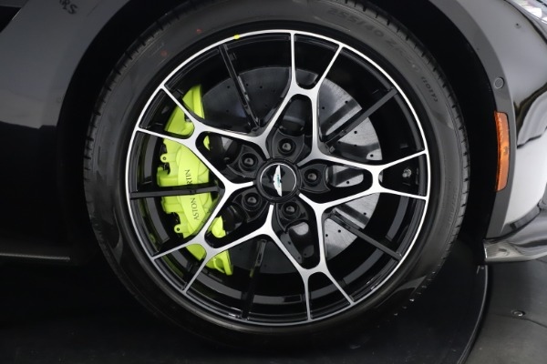 New 2020 Aston Martin Vantage AMR Coupe for sale $191,931 at Bentley Greenwich in Greenwich CT 06830 24