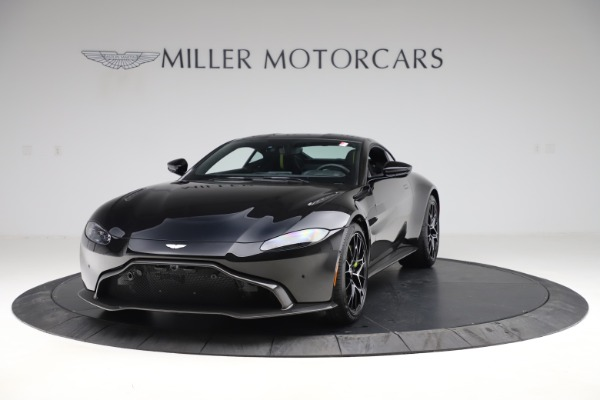 New 2020 Aston Martin Vantage AMR Coupe for sale $191,931 at Bentley Greenwich in Greenwich CT 06830 3