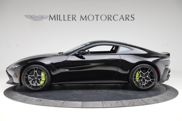 New 2020 Aston Martin Vantage AMR Coupe for sale $191,931 at Bentley Greenwich in Greenwich CT 06830 4