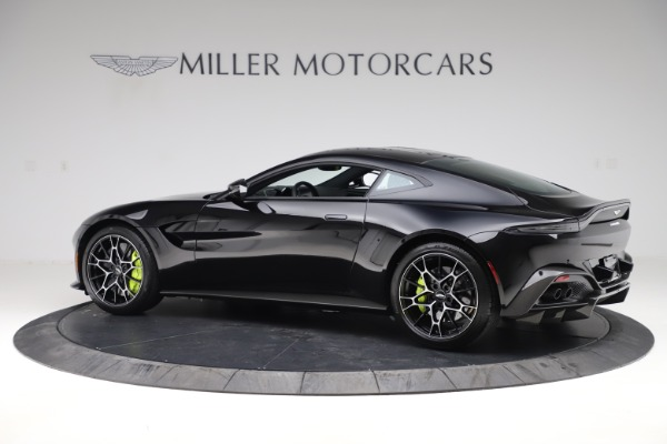 New 2020 Aston Martin Vantage AMR Coupe for sale $191,931 at Bentley Greenwich in Greenwich CT 06830 5