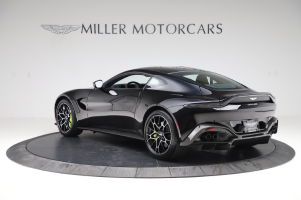 New 2020 Aston Martin Vantage AMR Coupe for sale $191,931 at Bentley Greenwich in Greenwich CT 06830 6