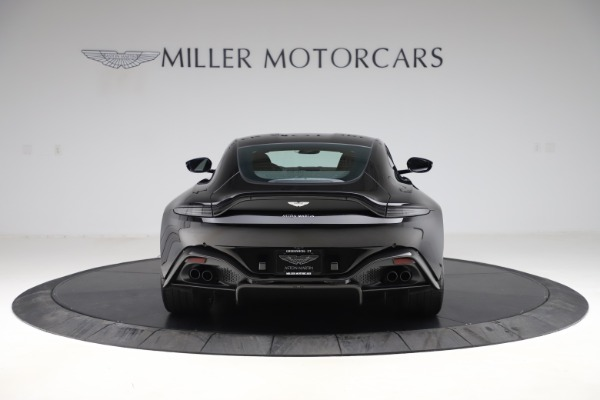 New 2020 Aston Martin Vantage AMR Coupe for sale $191,931 at Bentley Greenwich in Greenwich CT 06830 7