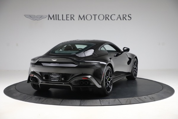 New 2020 Aston Martin Vantage AMR Coupe for sale $191,931 at Bentley Greenwich in Greenwich CT 06830 8