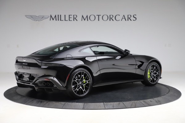 New 2020 Aston Martin Vantage AMR Coupe for sale $191,931 at Bentley Greenwich in Greenwich CT 06830 9