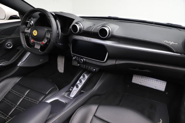 Used 2019 Ferrari Portofino for sale $231,900 at Bentley Greenwich in Greenwich CT 06830 23