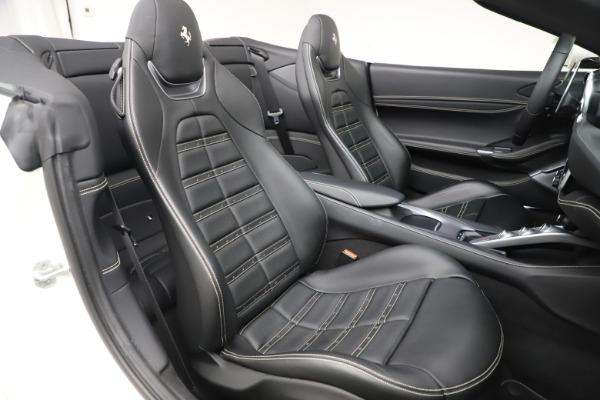 Used 2019 Ferrari Portofino for sale $231,900 at Bentley Greenwich in Greenwich CT 06830 25