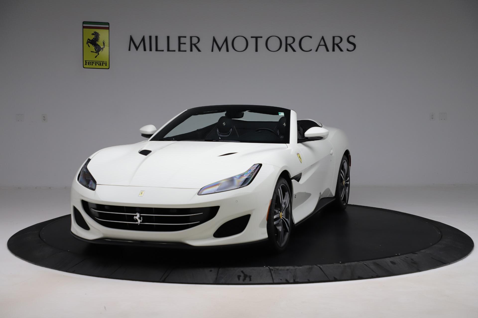 Used 2019 Ferrari Portofino for sale $231,900 at Bentley Greenwich in Greenwich CT 06830 1