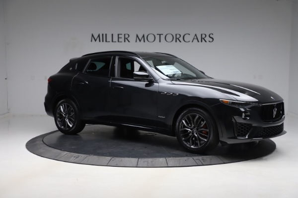 New 2020 Maserati Levante Q4 GranSport for sale $88,885 at Bentley Greenwich in Greenwich CT 06830 10