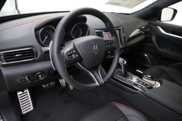 New 2020 Maserati Levante Q4 GranSport for sale $88,885 at Bentley Greenwich in Greenwich CT 06830 13