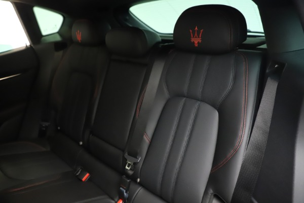 New 2020 Maserati Levante Q4 GranSport for sale $88,885 at Bentley Greenwich in Greenwich CT 06830 18
