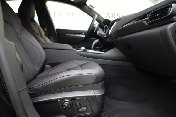 New 2020 Maserati Levante Q4 GranSport for sale $88,885 at Bentley Greenwich in Greenwich CT 06830 23