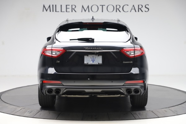 New 2020 Maserati Levante Q4 GranSport for sale $88,885 at Bentley Greenwich in Greenwich CT 06830 6