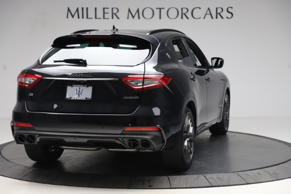 New 2020 Maserati Levante Q4 GranSport for sale $88,885 at Bentley Greenwich in Greenwich CT 06830 7