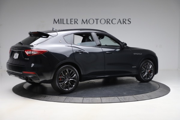 New 2020 Maserati Levante Q4 GranSport for sale $88,885 at Bentley Greenwich in Greenwich CT 06830 8