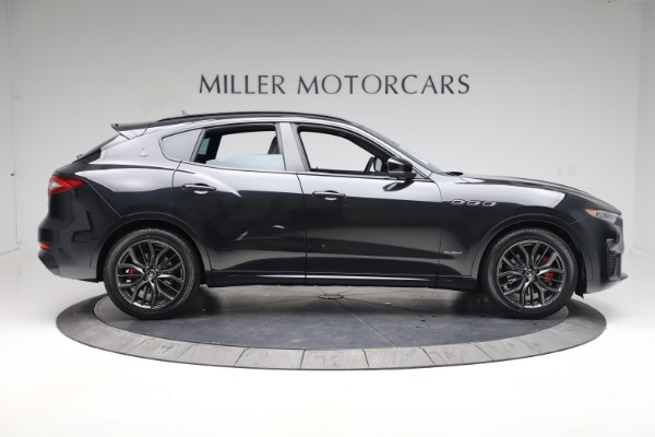 New 2020 Maserati Levante Q4 GranSport for sale $88,885 at Bentley Greenwich in Greenwich CT 06830 9