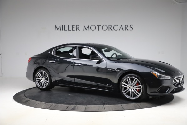 New 2020 Maserati Ghibli S Q4 GranSport for sale $70,331 at Bentley Greenwich in Greenwich CT 06830 10