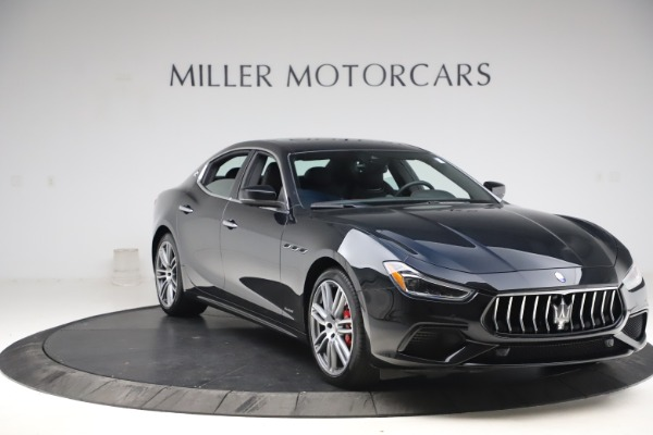New 2020 Maserati Ghibli S Q4 GranSport for sale $70,331 at Bentley Greenwich in Greenwich CT 06830 11
