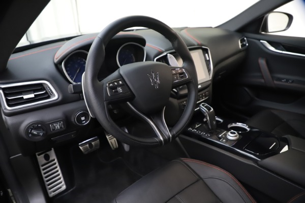 New 2020 Maserati Ghibli S Q4 GranSport for sale $70,331 at Bentley Greenwich in Greenwich CT 06830 13