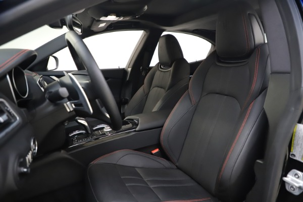 New 2020 Maserati Ghibli S Q4 GranSport for sale $88,285 at Bentley Greenwich in Greenwich CT 06830 15