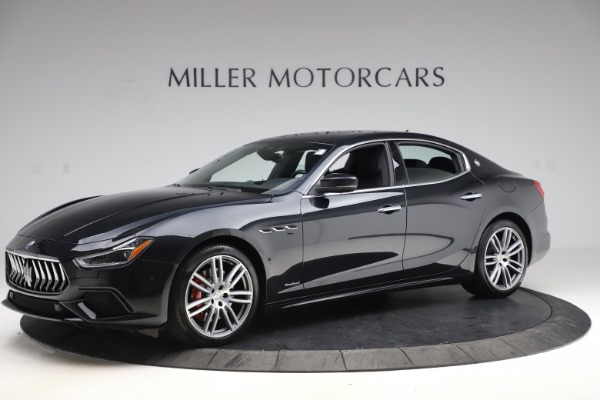 New 2020 Maserati Ghibli S Q4 GranSport for sale $70,331 at Bentley Greenwich in Greenwich CT 06830 2