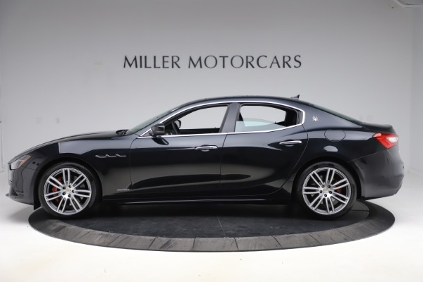 New 2020 Maserati Ghibli S Q4 GranSport for sale $70,331 at Bentley Greenwich in Greenwich CT 06830 3