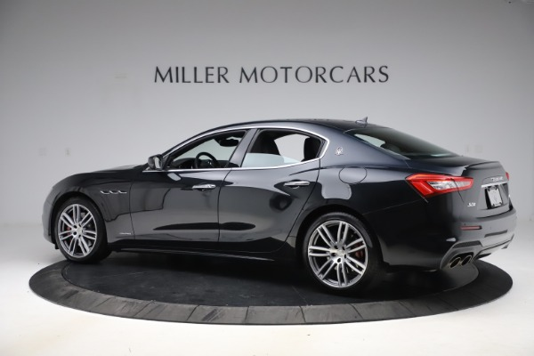 New 2020 Maserati Ghibli S Q4 GranSport for sale $70,331 at Bentley Greenwich in Greenwich CT 06830 4