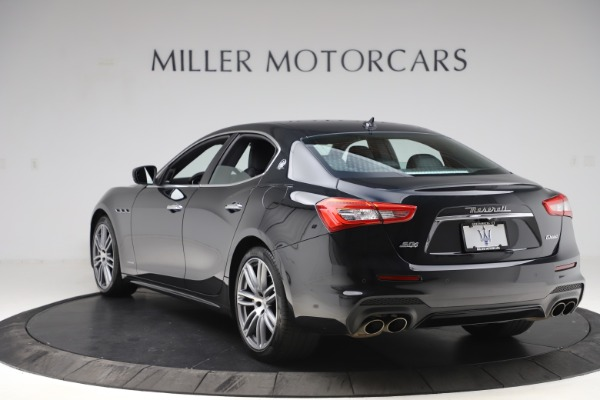 New 2020 Maserati Ghibli S Q4 GranSport for sale $88,285 at Bentley Greenwich in Greenwich CT 06830 5