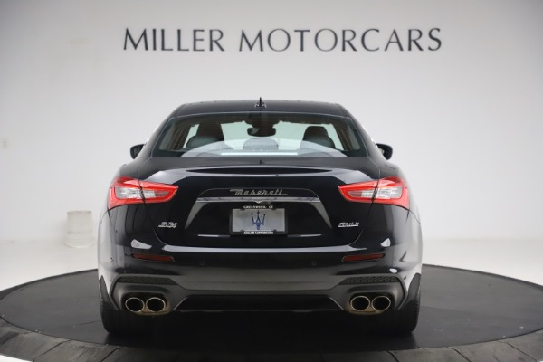 New 2020 Maserati Ghibli S Q4 GranSport for sale $70,331 at Bentley Greenwich in Greenwich CT 06830 6