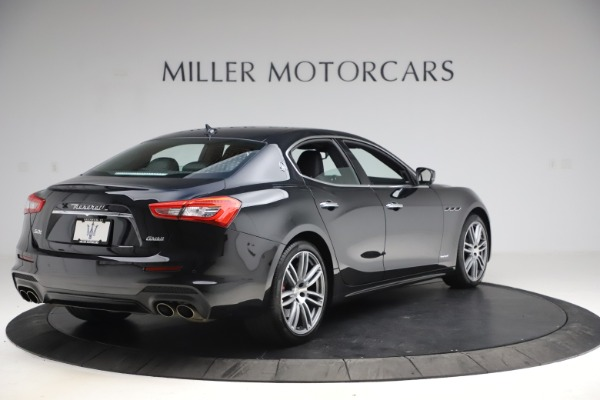 New 2020 Maserati Ghibli S Q4 GranSport for sale $70,331 at Bentley Greenwich in Greenwich CT 06830 7