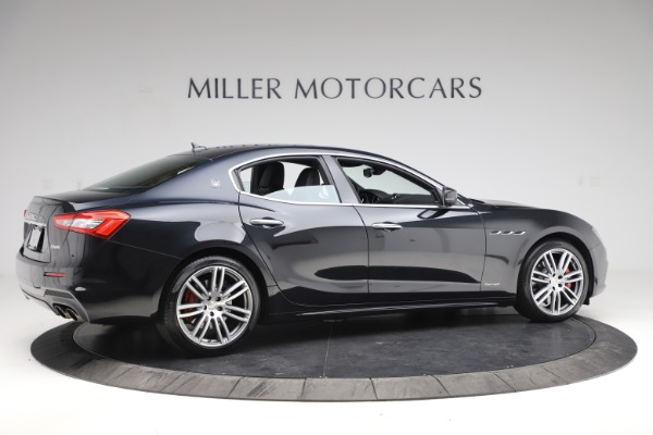 New 2020 Maserati Ghibli S Q4 GranSport for sale $88,285 at Bentley Greenwich in Greenwich CT 06830 8