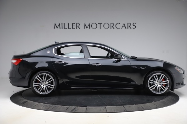 New 2020 Maserati Ghibli S Q4 GranSport for sale $70,331 at Bentley Greenwich in Greenwich CT 06830 9