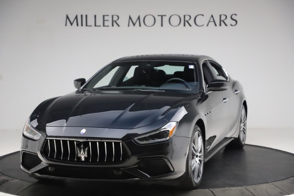 New 2020 Maserati Ghibli S Q4 GranSport for sale $88,285 at Bentley Greenwich in Greenwich CT 06830 1