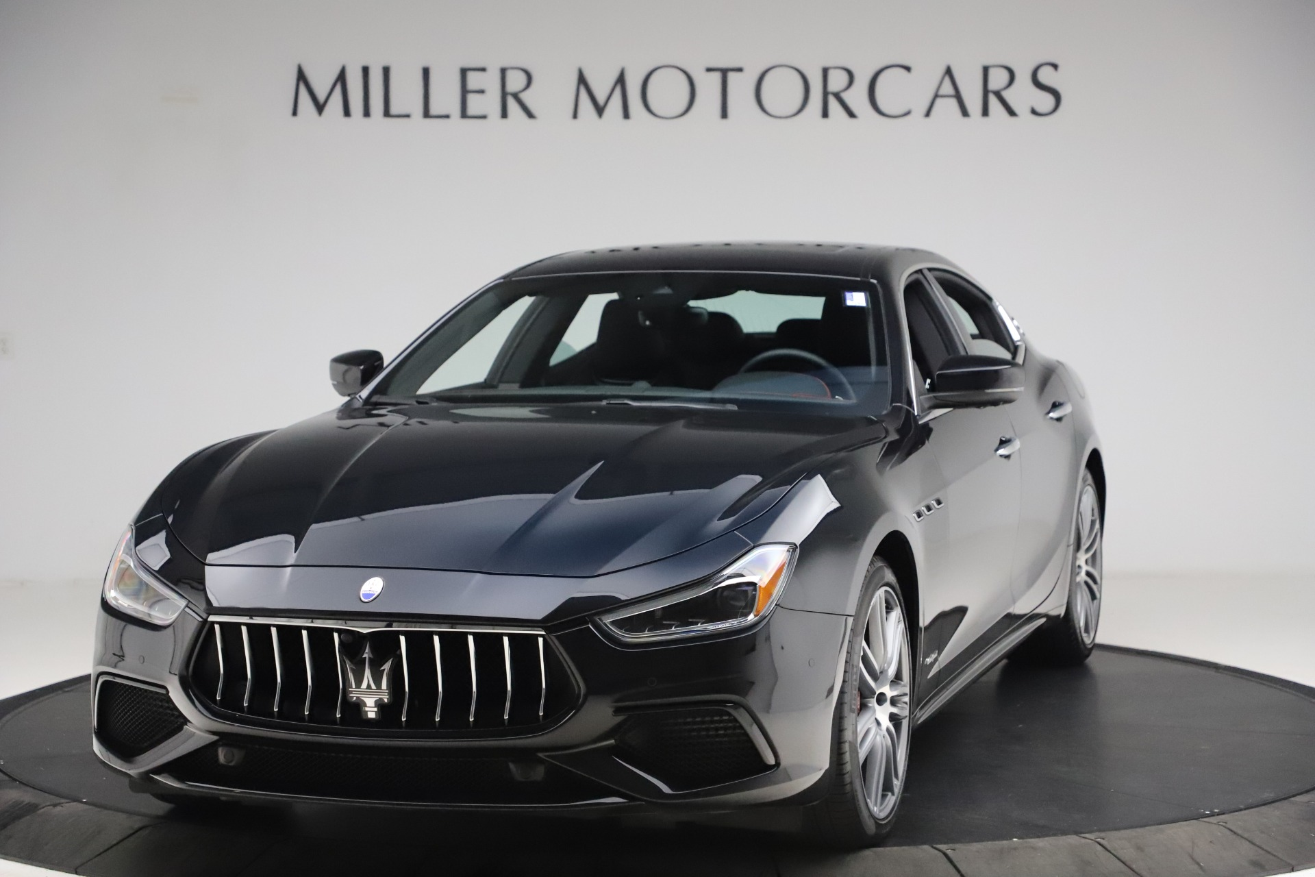 New 2020 Maserati Ghibli S Q4 GranSport for sale $70,331 at Bentley Greenwich in Greenwich CT 06830 1