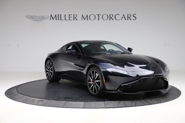 New 2020 Aston Martin Vantage Coupe for sale $195,681 at Bentley Greenwich in Greenwich CT 06830 10