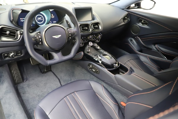 New 2020 Aston Martin Vantage Coupe for sale $195,681 at Bentley Greenwich in Greenwich CT 06830 12