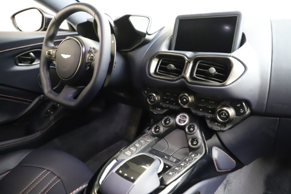 New 2020 Aston Martin Vantage Coupe for sale $195,681 at Bentley Greenwich in Greenwich CT 06830 14