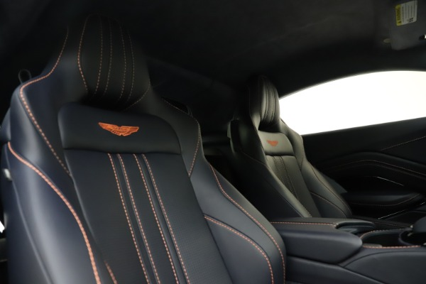 New 2020 Aston Martin Vantage Coupe for sale $195,681 at Bentley Greenwich in Greenwich CT 06830 15