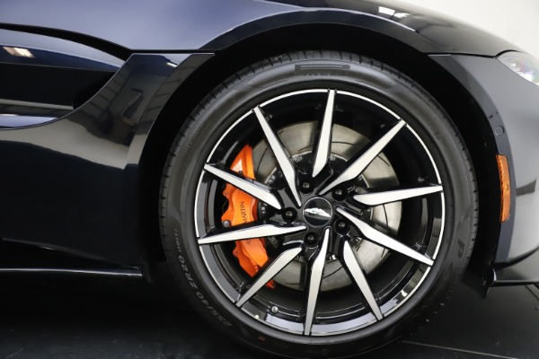 New 2020 Aston Martin Vantage Coupe for sale $195,681 at Bentley Greenwich in Greenwich CT 06830 18